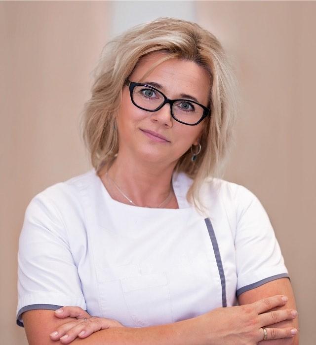 Magdalena Szyndler – Targońska
